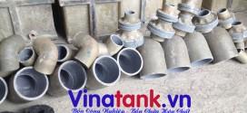 Nhu cầu chứa hóa chất từ bồn composite
