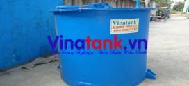 Vinatank giàu kinh nghiệm bọc phủ FRP bồn chứa Axit