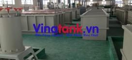 Dịch vụ bọc phủ FRP trong ngành công nghiệp hóa chất