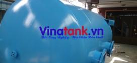 Bọc phủ FRP composite bồn thép